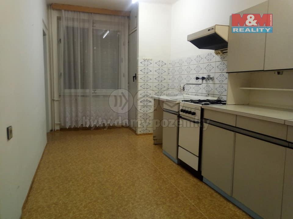 Pronájem, byt 2+1, 90 m2, Plzeň - Křimice