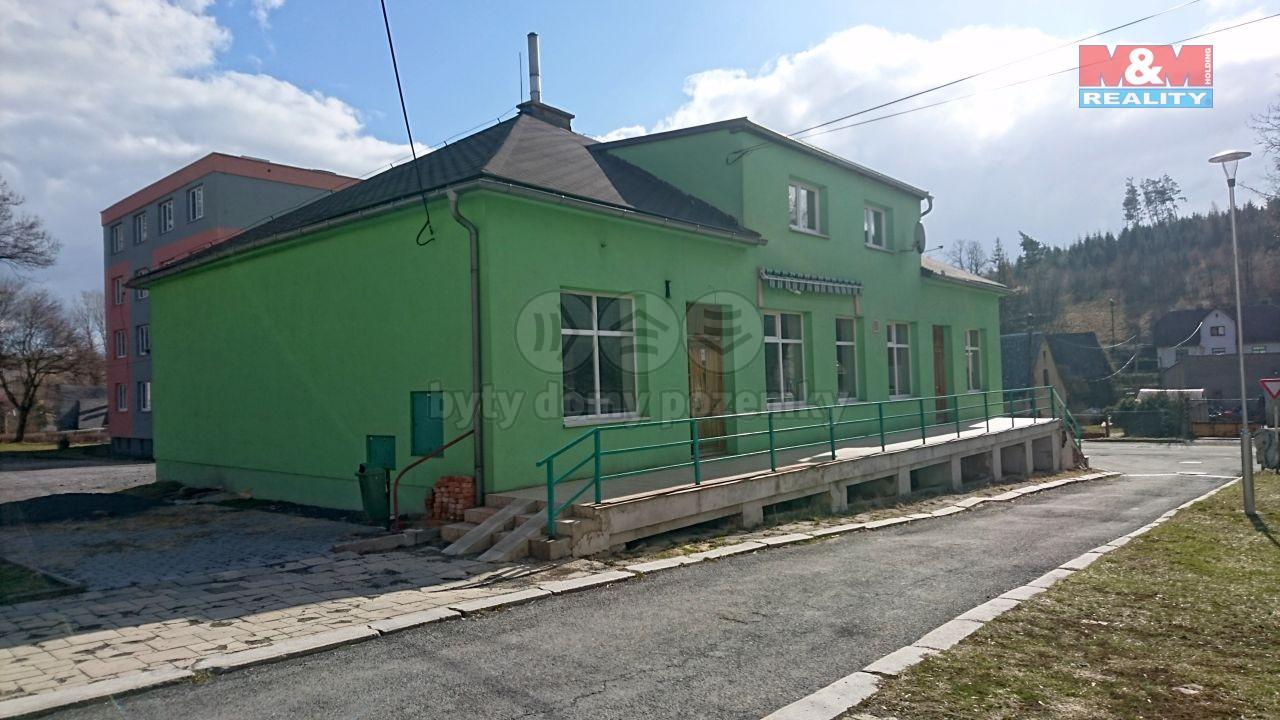 Prodej, rodinný dům, 507 m2, Dvorce u Bruntálu