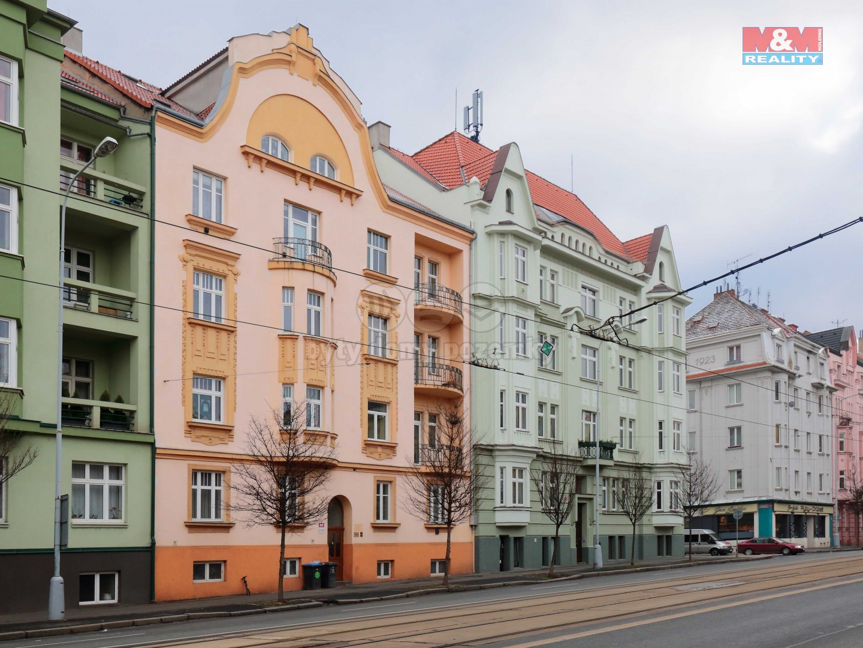 Prodej, byt 3+1+B+L, 138 m2, Plzeň, ul. Klatovská třída