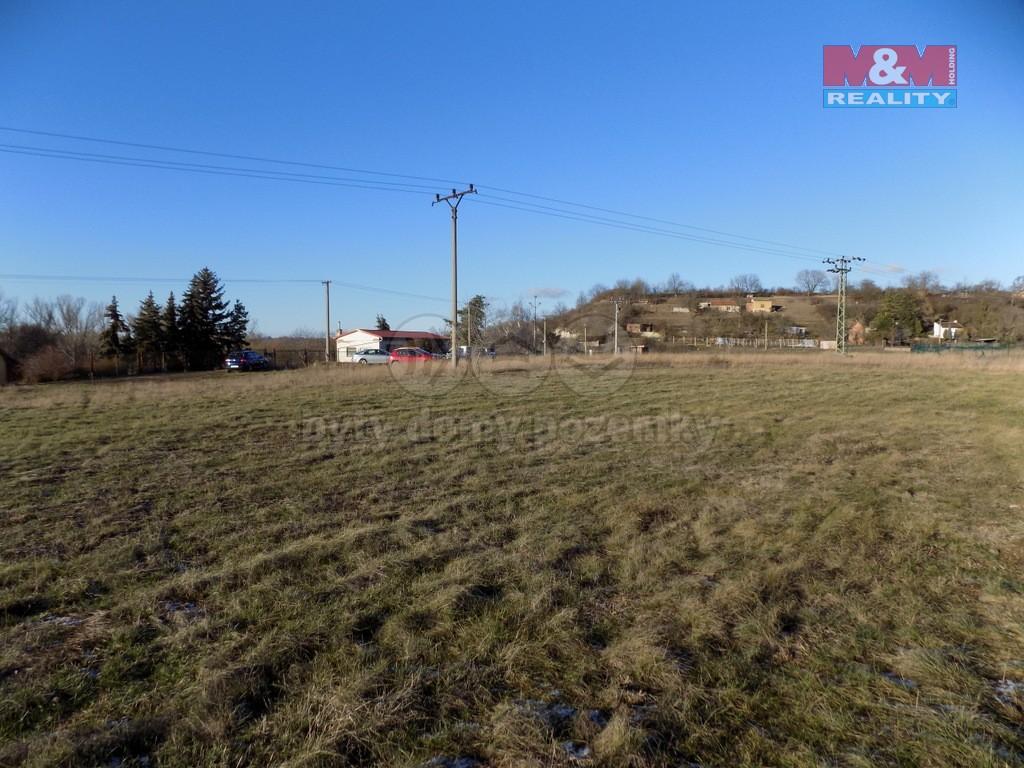 Prodej, pozemek, 1 864 m2, Žatec, ul. Stroupečská
