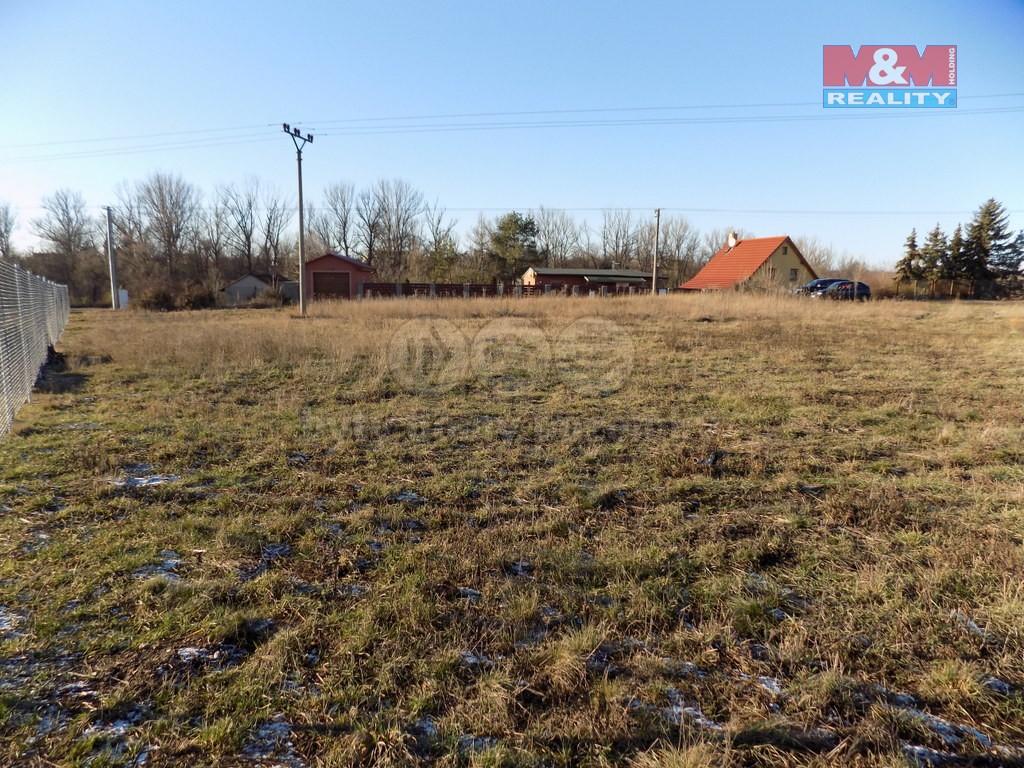 Prodej, pozemek, 1 893 m2, Žatec, ul. Stroupečská