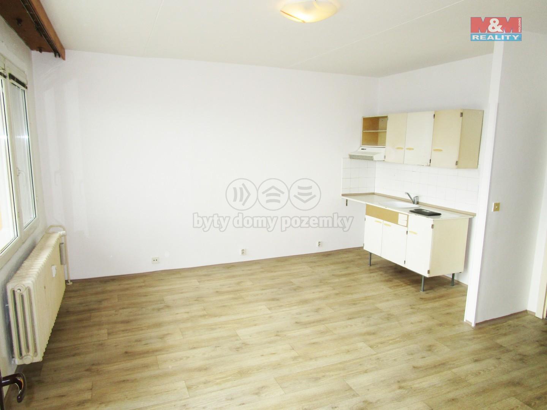 Pronájem, byt 2+kk, 40,5 m2, Brno, ul. Švermova