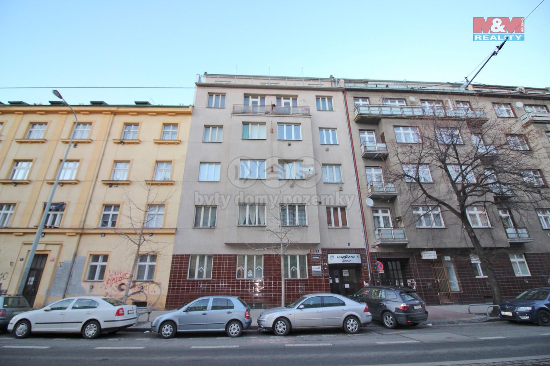 Pronájem, kancelářské prostory, 35 m2, Praha 10 - Vršovice