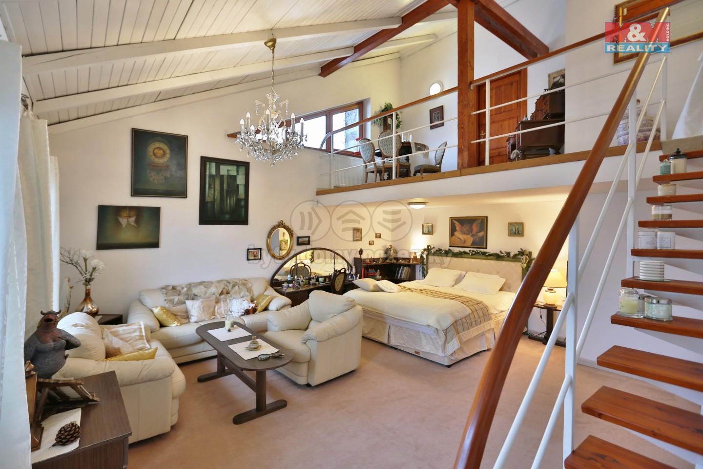 Prodej, vily, 1010 m2, Újezd nad Lesy