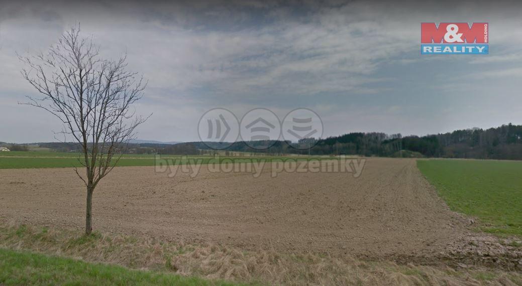 pozemek (Prodej, pole 33415 m2, Jablonné v Podještědí - Postřelná), foto 1/4