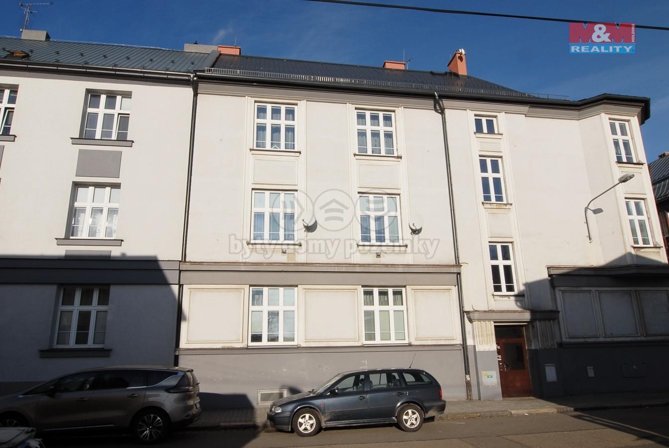 Pronájem, byt 2+1, 70 m2, Ostrava Přívoz, ul. Korejská