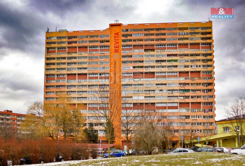 Prodej, byt 3+1, 73 m2, OV, Chomutov, ul. Kundratická