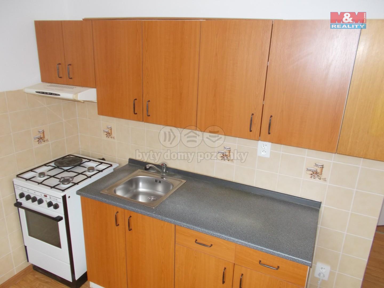 Pronájem, byt 3+1, 65 m2, Nový Jičín