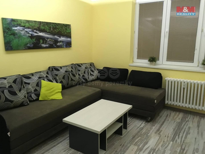 Pronájem, byt 1+1, 38 m2, Ostrava - Moravská Ostrava