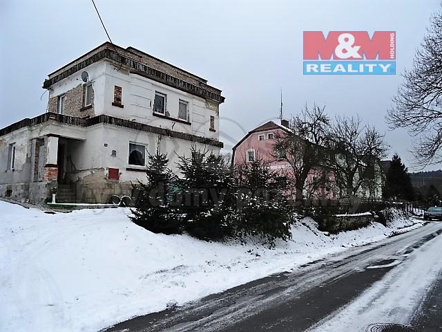 Prodej, rodinný dům, 67 m2, Libá