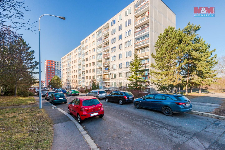 Prodej, byt 2+kk, 42 m2, Praha 4 - Modřany