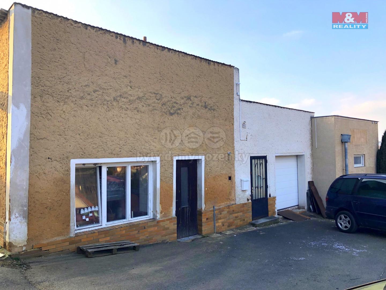 Prodej, komerční objekt, 489 m2, Žichlice