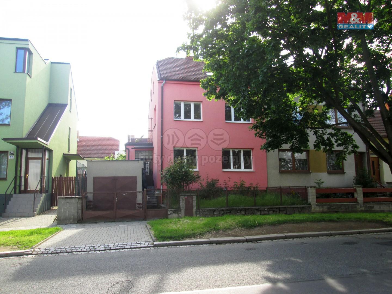Prodej, rodinný dům 4+2, 220 m2, Brno - Lesná, ul. Soběšická