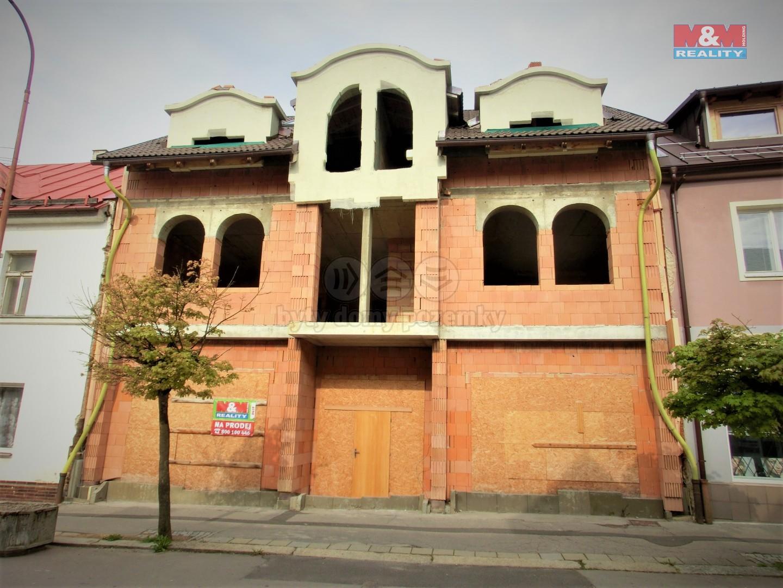 Prodej, komerční objekt, Žďár nad Sázavou, ul. Nádražní