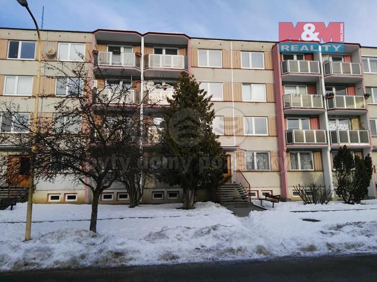 Prodej, byt 1+1, Slavičín, ul. Dlouhá