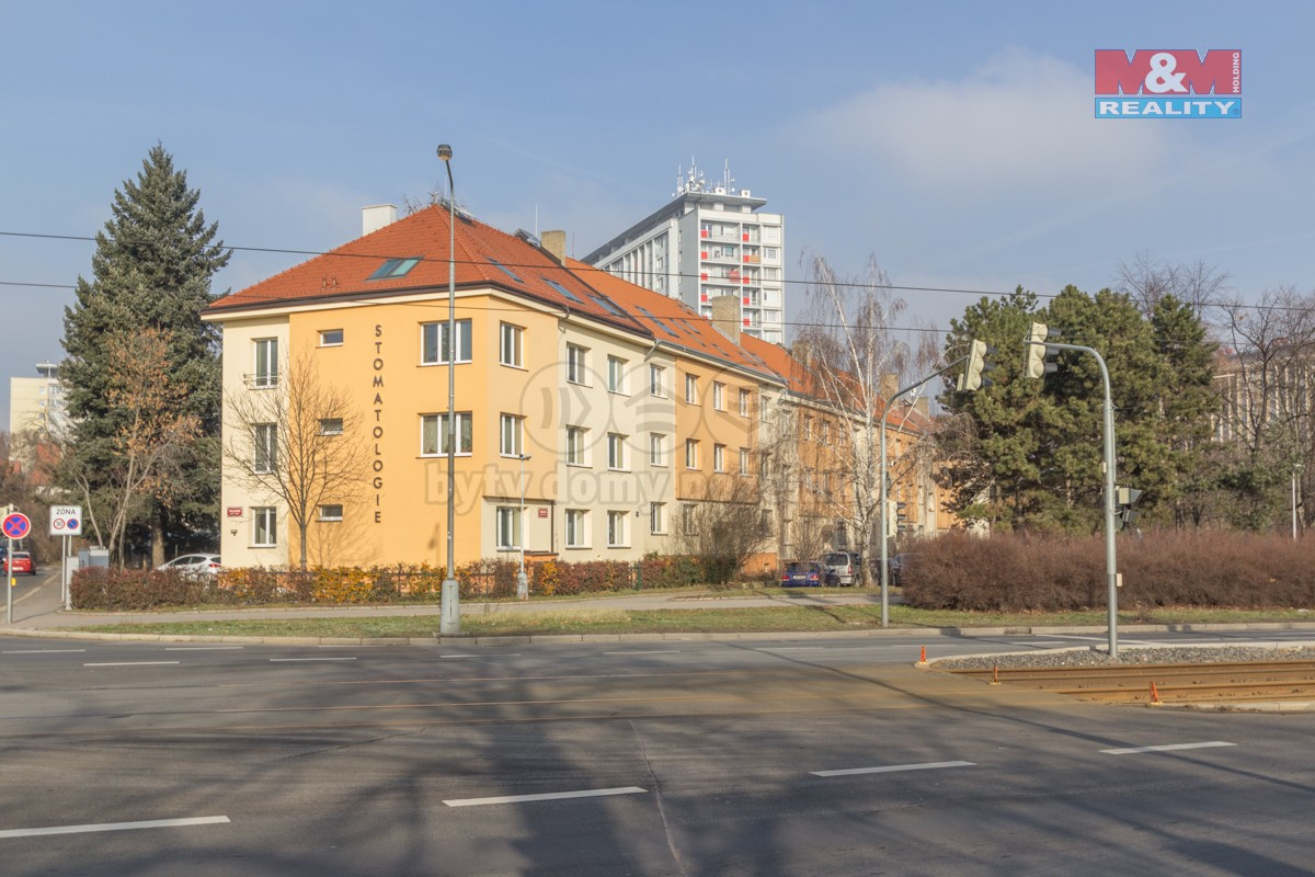 Prodej, byt 2+1, 63 m2, Praha 8 - ul. Davídkova