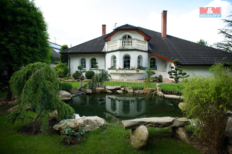 Prodej, vila 7+1, 1859 m2, Pardubice - Rosice nad Labem