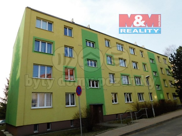 Prodej, byt, 2+1, 54 m2, OV, Litoměřice