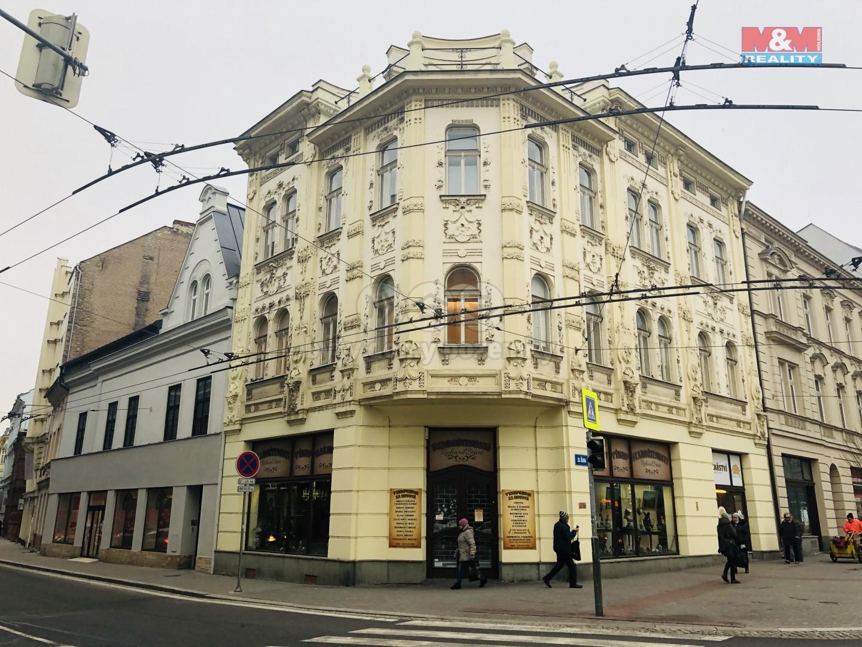 Pronájem, byt, 180 m2, Ostrava, ul. Sokolská třída