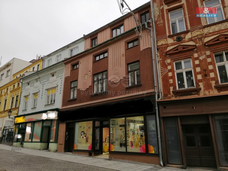 Pronájem, komerční prostor, 100 m2, Kroměříž, ul. Vodní