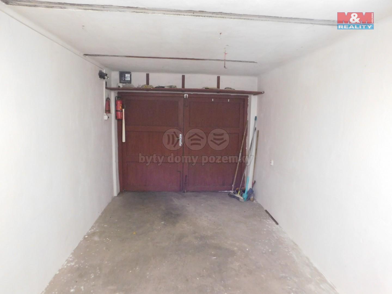 Prodej, garáž, Nymburk