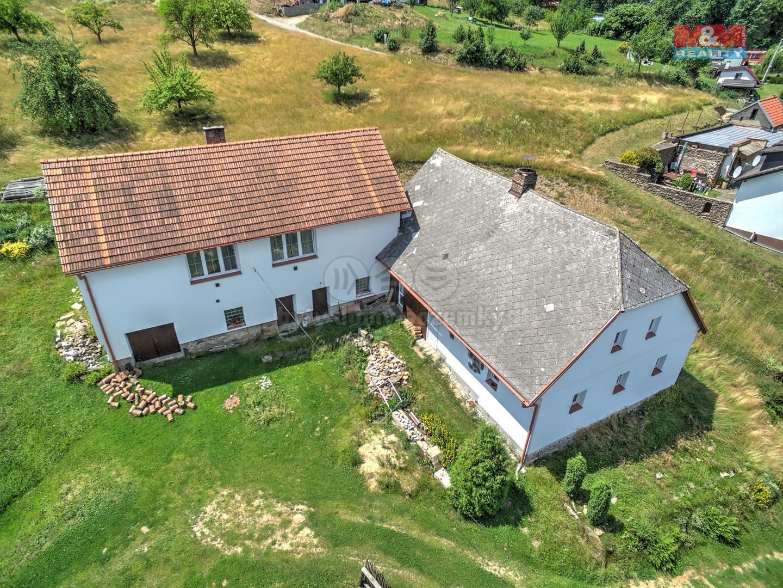 Prodej, rodinný dům, 224 m², Luka nad Jihlavou, ul. Nádražní