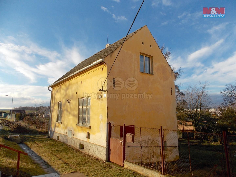 Prodej, rodinný dům, 80 m2, Vochov