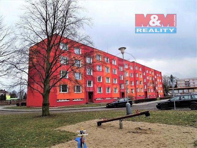 Prodej, byt 3+1, Moravská Třebová, sídlišti Předměstí