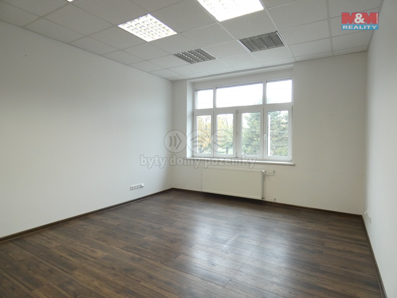 Pronájem, kancelář, 90 m2, Ostrava - Mariánské Hory