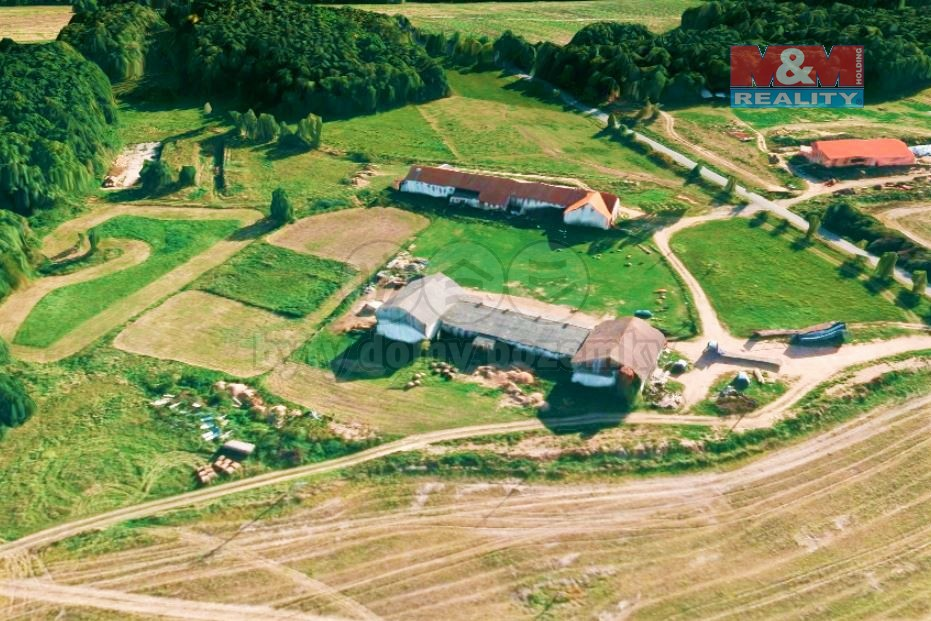 Prodej, provozní plochy, 14334 m2, Doubrava, Nýřany