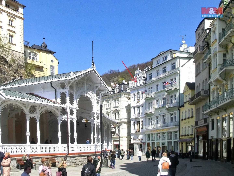 (Prodej, byt 1+1, OV, 46 m2, Karlovy Vary, ul. Tržiště), foto 1/23