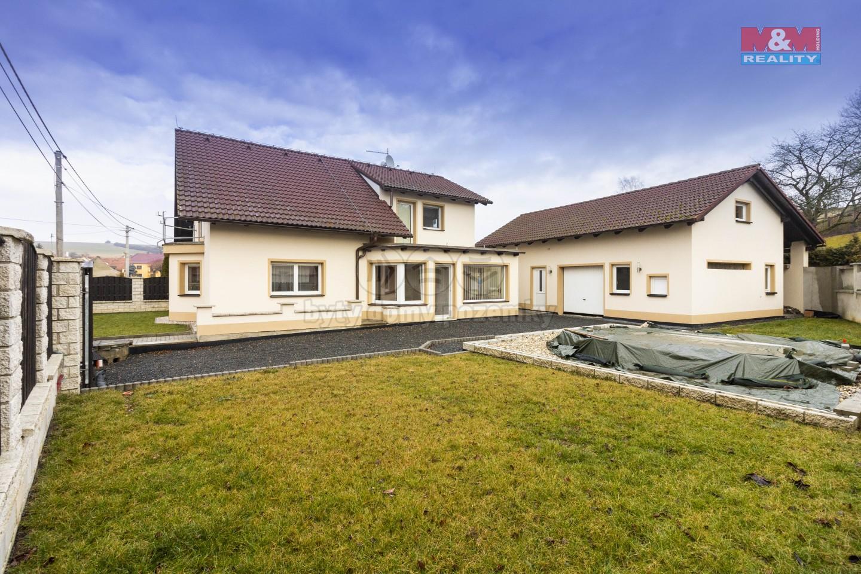Prodej, rodinný dům 5+1, 319 m2, Milavče - Radonice