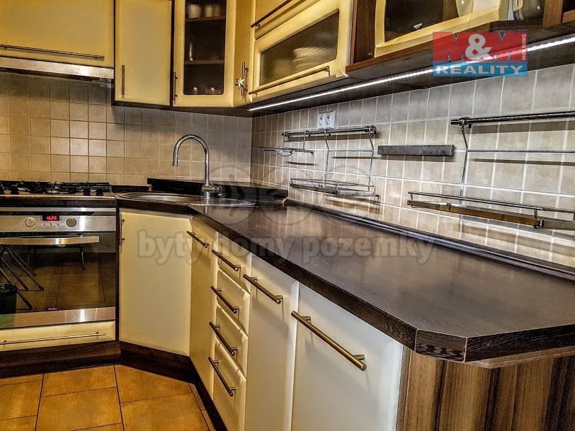 Prodej, byt 3+1, 56 m2, Ostrava - Zábřeh, ul. Svazácká