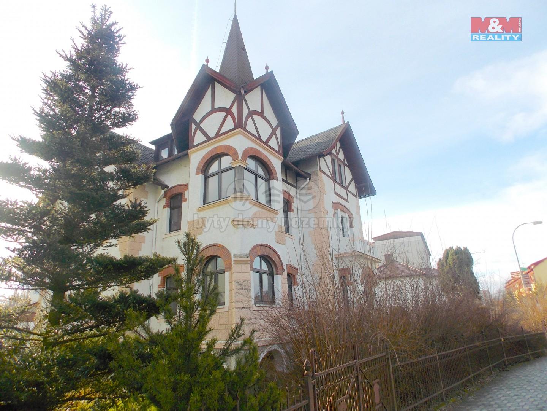 (Prodej, rodinný dům 13+3, 470 m2, Nýrsko, ul. Klatovská), foto 1/24
