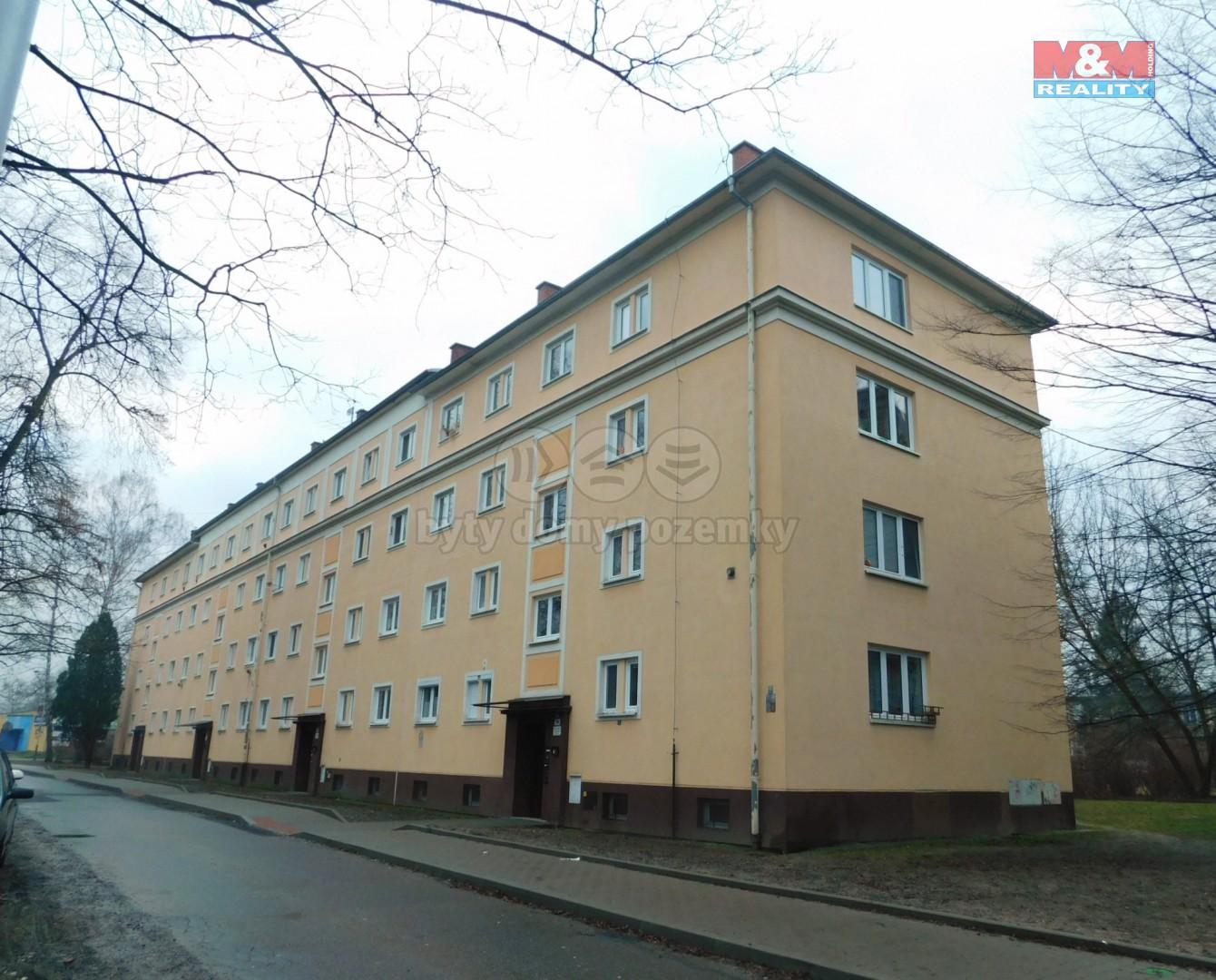 Prodej, byt 2+1, 55 m2, Ostrava - Zábřeh, ul. Gerasimovova