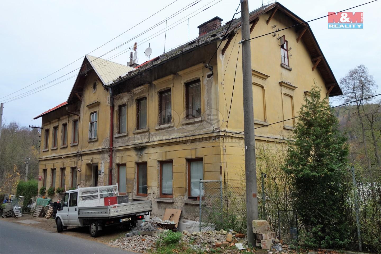 dům (Prodej, bytový dům, Liberec- Machnín), foto 1/3