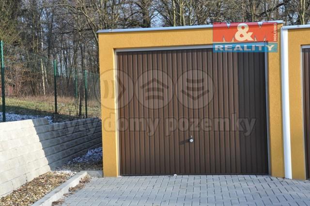 Prodej, garáž, 18 m2, Kostelec nad Orlicí, ul. Mánesova