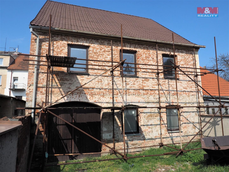 1 (Prodej, rodinný dům, 180 m², Mirovice, ul. Masarykovo náměstí), foto 1/17