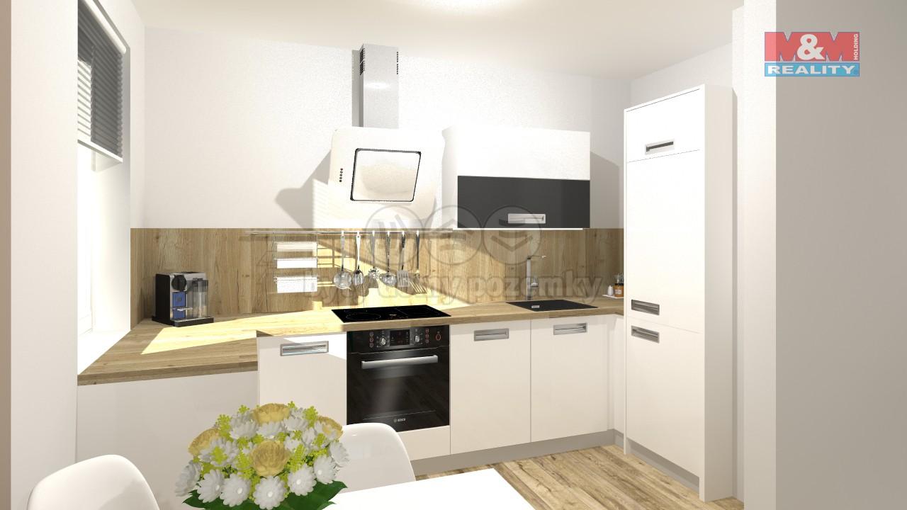 Prodej, byt 4+1, 150 m2, Ohnišov