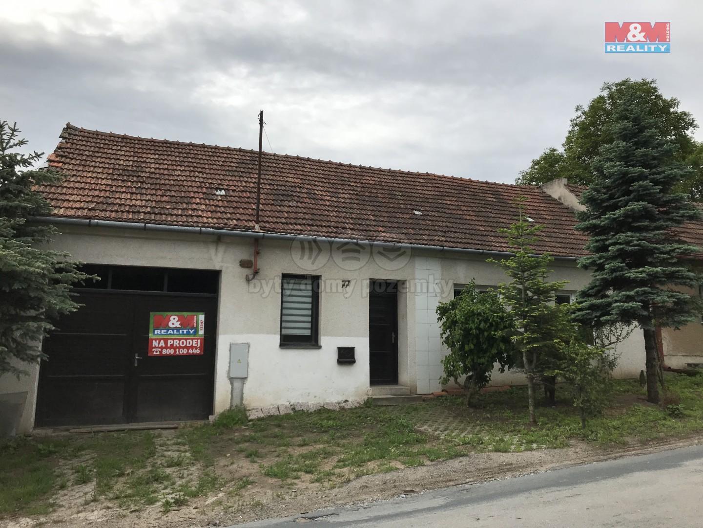 Prodej, rodinný dům 5+1, 280 m2, Moravské Knínice