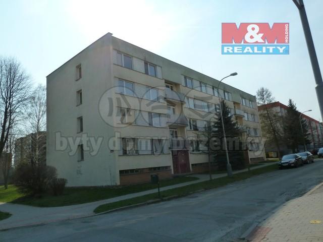 Prodej, byt 1+1, 37 m2, Moravská Třebová, ul. Západní