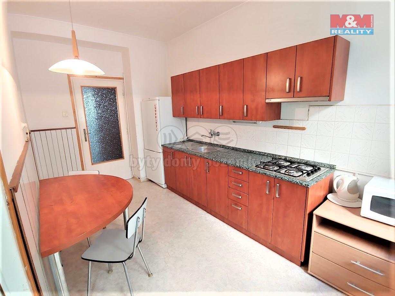 Pronájem, byt 3+1, 60 m2, Brno, ul. Výstavní