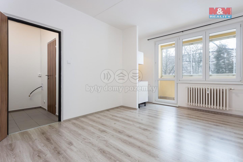 Prodej, byt 1+kk, 25 m2, OV, Přerov, ul. Trávník
