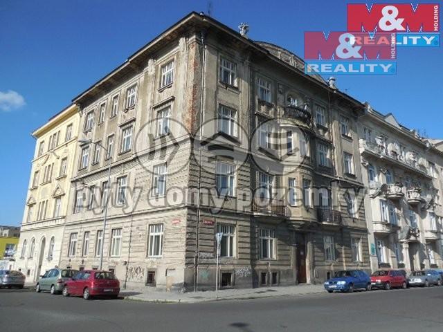 Pronájem, byt 2+kk, 48 m2, Plzeň, ul. Hálkova