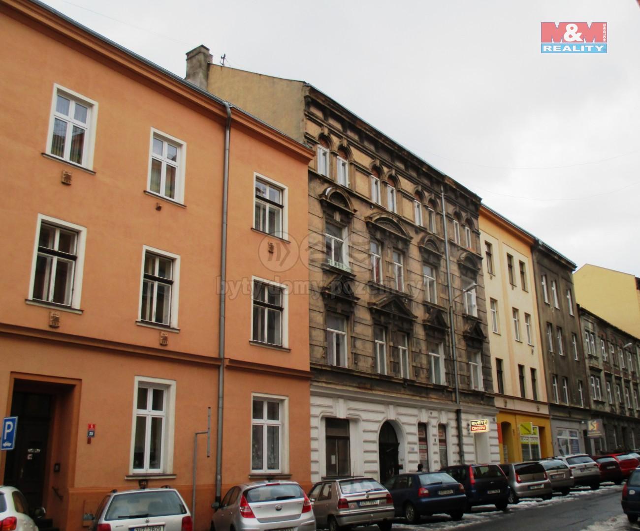 Pronájem, byt 1+1, 36 m2, Děčín IV - Podmokly