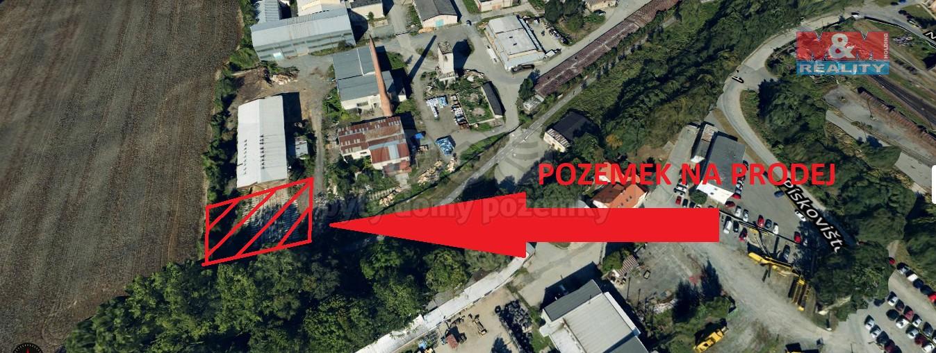 Prodej, pozemek, 1140 m2, Šternberk