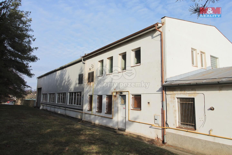 Prodej, výrobní objekt, 4718 m2, Rokycany