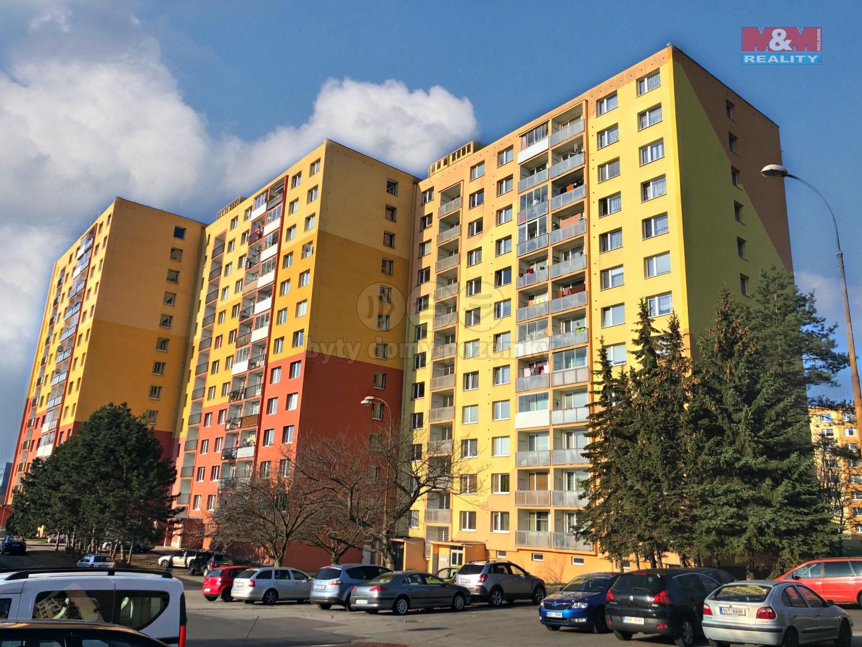 (Prodej, byt 2+1, DV, 53 m2, Chomutov, ul. Holešická), foto 1/7