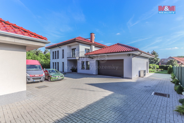 Prodej, rodinný dům, 2143 m2, Kostelec nad Čer. Lesy-Nučice (Prodej, rodinný dům, 2143 m², Kostelec nad Čer. Lesy-Nučice), foto 1/36