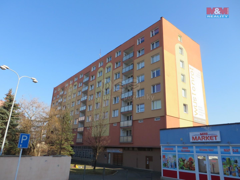 Prodej, byt 3+1, 78 m2, OV, Chomutov, ul. Písečná